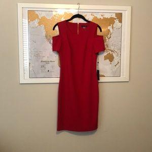 NWT Tommy Hilfiger red dress